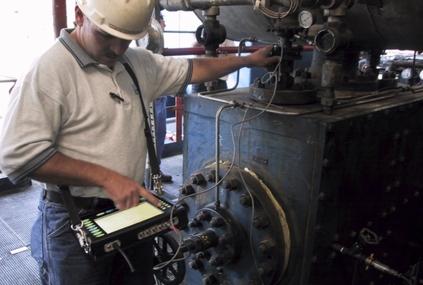 Monitorización de compresores alternativos Windrock